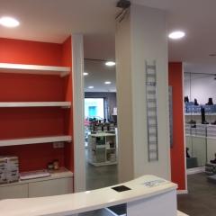 Rénovation boutique 1 -