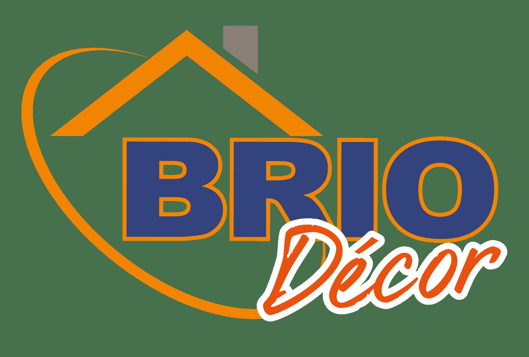 Logo - Brio Décor- entreprise de rénovation immobilière